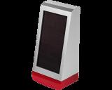 De Homematic IP sirene voor buiten gaat af als er inbraak gedetecteerd wordt door een Homematic IP bewegingsmelder of raam- en deursensor.