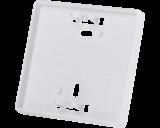 Het Homematic IP smal montagevlak is bedoeld om een Homematic IP thermostaat of bewegingsmelder van een smalle omlijsting te voorzien.